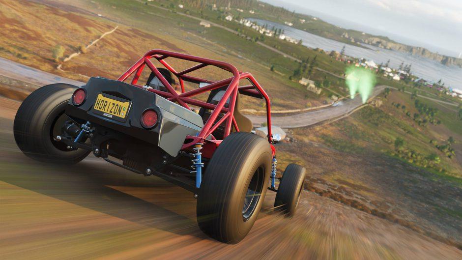Un pack con Forza Horizon 4 y Forza Horizon 3 llega el 5 de febrero