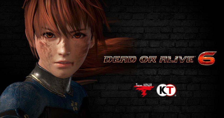 Dead or Alive 6 ya está disponible en Xbox One