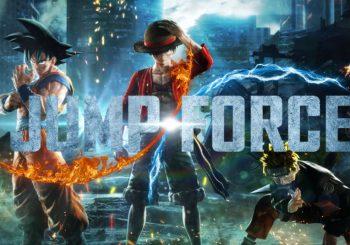 Digital Foundry confirma los 4K nativos de Jump Force en Xbox One X