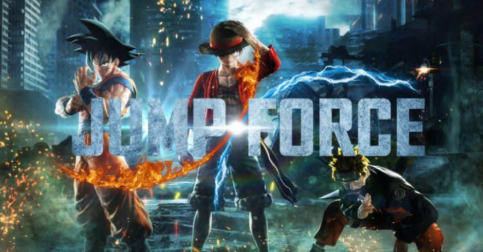 Jump Force nos muestra su tráiler de lanzamiento en Xbox One