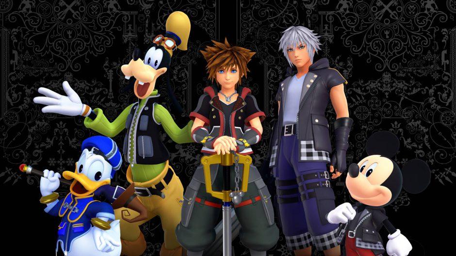 Hazte con Kingdom Hearts 3 para Xbox One a un precio irrechazable