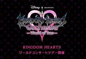 Anunciada la gira mundial de Kingdom Hearts Orchestra