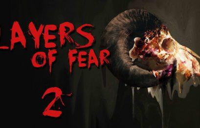 Ya está aquí el primer trailer oficial de Layers of Fear 2