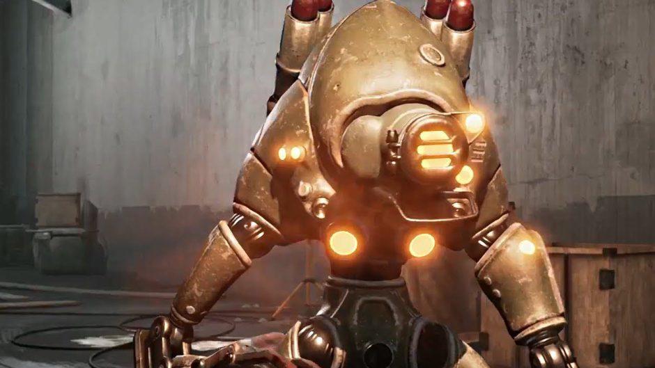 """Atomic Heart, el """"Bioshock ruso"""" estrena un bizarro gameplay de 10 minutos"""