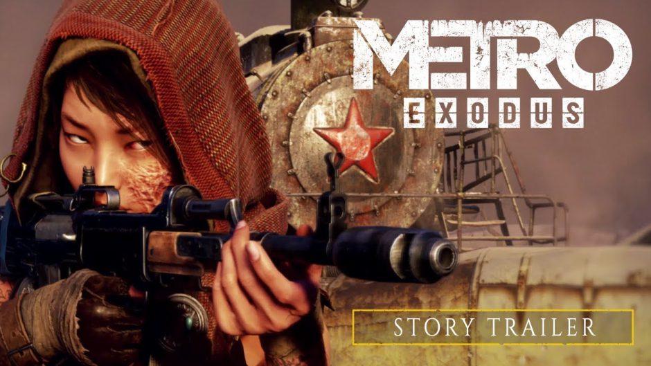 Vídeo: Así se hizo Metro Exodus