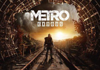 No te pierdas nuestro directo de Metro Exodus hoy a las 19:00