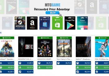Consigue las últimas novedades de Xbox, al mejor precio en MTC Game