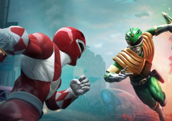 Lanzado el nuevo trailer oficial con gameplay de Power Rangers: Battle for the Grid