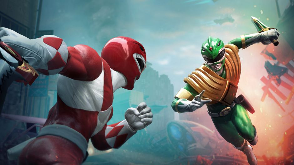 El cross-play llega a Power Rangers: Battle for the Grid