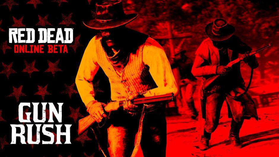 Red Dead Online estrena hoy Gun Rush, su modo battle royale
