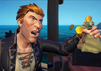 Las mascotas y el crossplay opcional se quedan fuera de la próxima actualización de Sea of Thieves