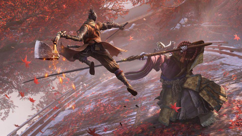Sekiro: Shadows Die Twice no tendrá multijugador pero sí botón de pausa