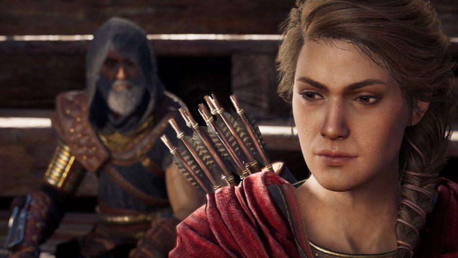 Ubisoft solucionará la polémica de los romances en el DLC de Assassin's Creed Odyssey