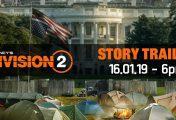 Mañana llegará el nuevo trailer de la historia de The Division 2