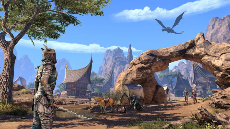 The Elder Scrolls Online muestra en vídeo su nueva clase: Nigromante