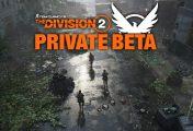 Impresiones de la beta privada de The Division 2 en Xbox One X