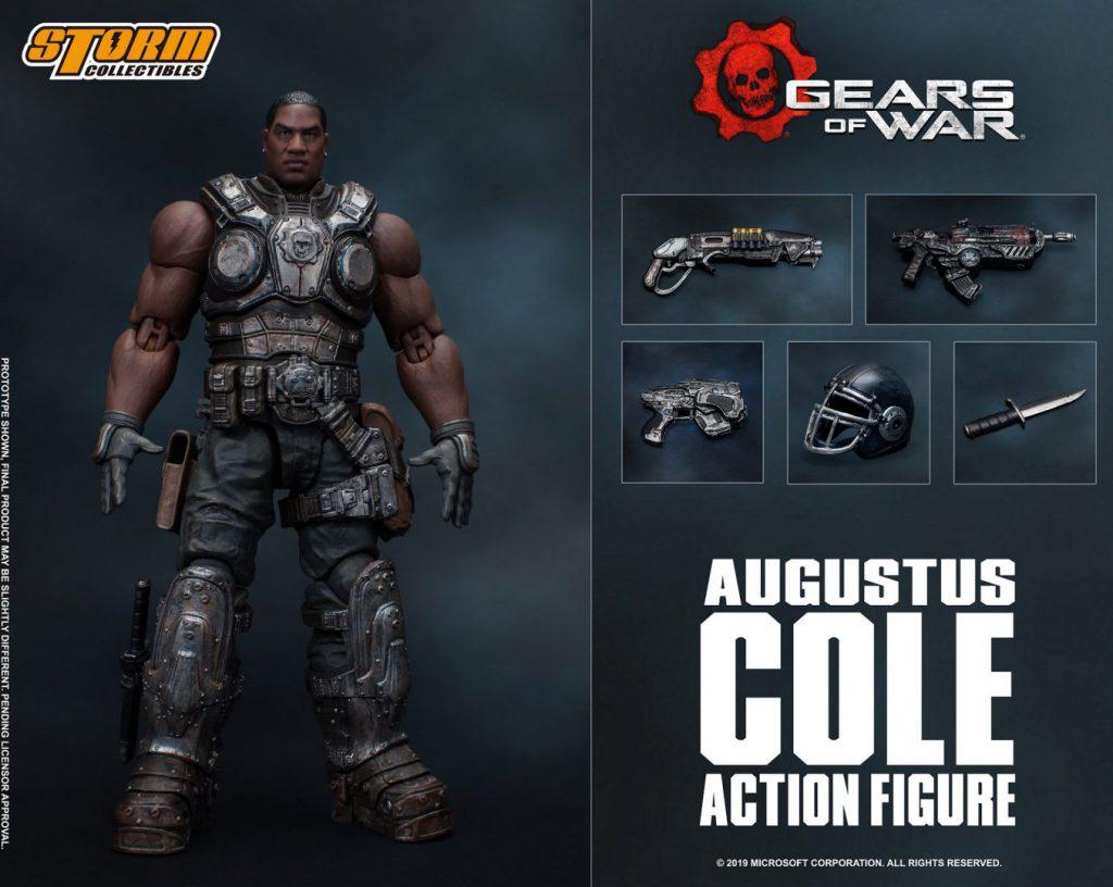 Gears of War juguetes