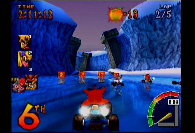 Nuevas imágenes comparativas de Crash Team Racing Nitro-Fueled 5