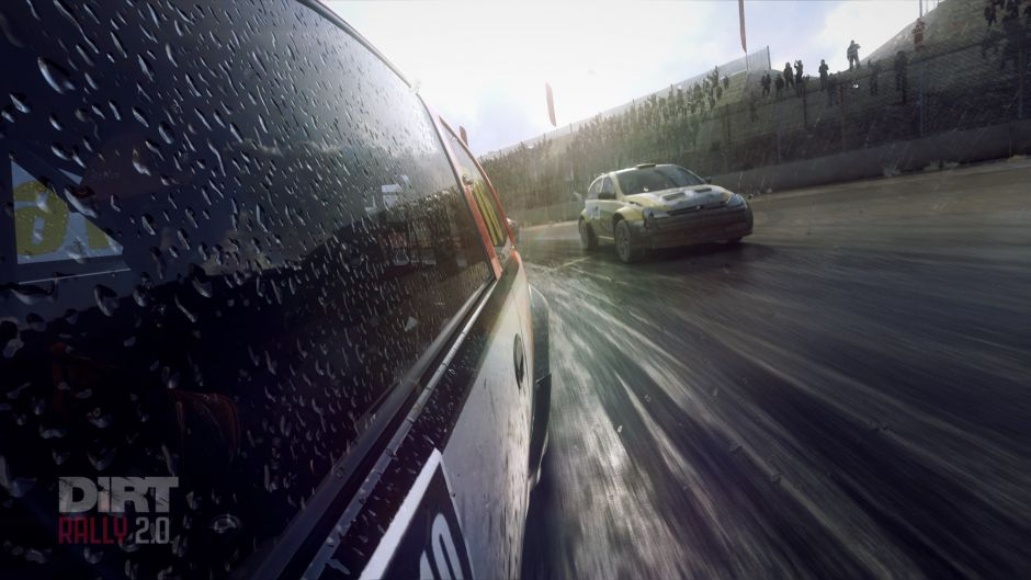 DiRT Rally 2.0 añade más contenido a su primera temporada desde hoy