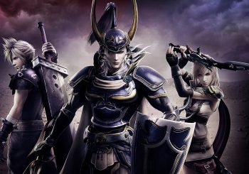 Dissidia Final Fantasy NT ya tiene fecha de salida en Steam
