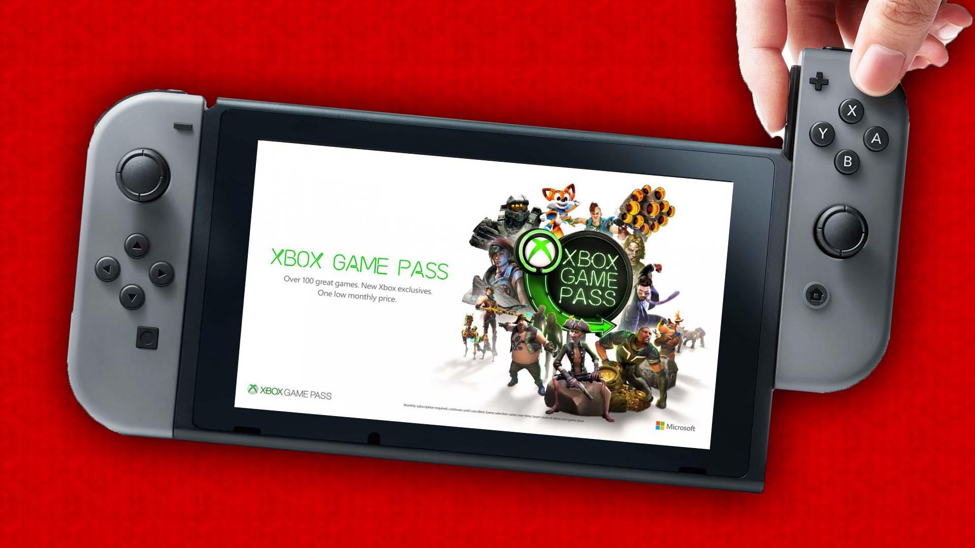 Multiples fuentes aseguran que Game Pass no llegará a Switch