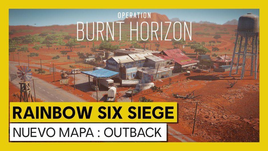 Outback es el nuevo mapa de Rainbow Six Siege, ubicado en Australia