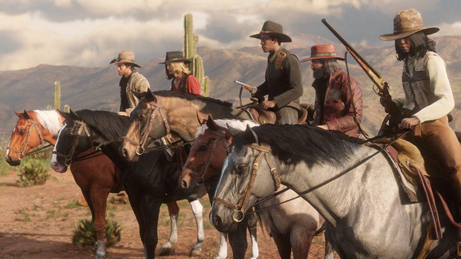 Jugadores de Red Dead Online se vestirán de payasos como protesta contra Rockstar