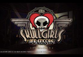 El divertido Skullgirls 2nd Encore llegará esta primavera a Xbox One