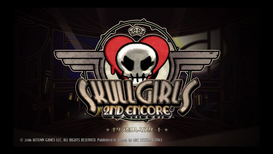 Skullgirls 2nd Encore se pospone «indefinidamente» para Xbox One
