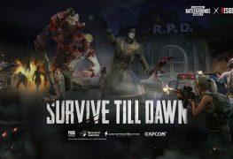 PUBG Mobile y Resident Evil 2 se unen para lanzar: Zombie: Survive till Dawn