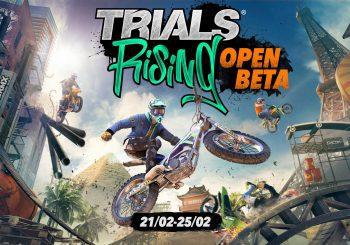 Ya en predescarga la beta abierta de Trials Rising, que arranca motores mañana