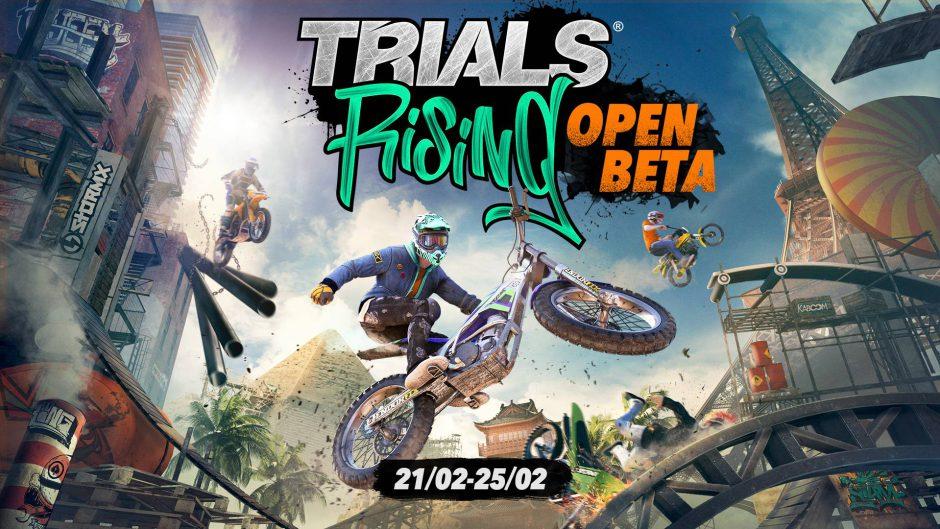 ¿Ganas de probar Trials Rising? Fechas y contenidos de su beta abierta