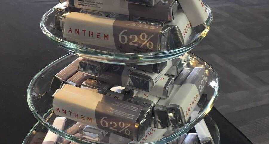 Anthem chocolate