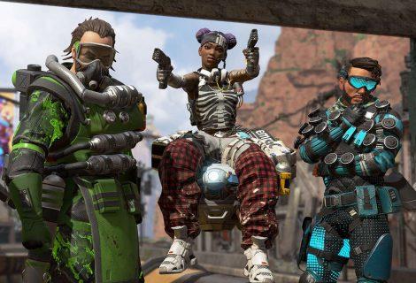 Se filtran los nombres de nuevos personajes para Apex Legends y más modos de juego