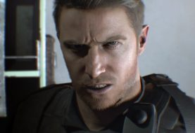 Chris Redfield, ¿dónde te has metido?