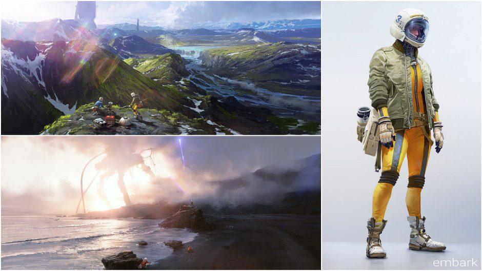 Patrick Söderlund muestra su primer juego fuera de Electronic Arts: Embark