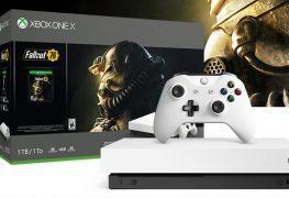 ¡Ofertón! Xbox One X con Fallout 76 y Kingdom Hearts III por 389€, y más packs en Media Markt