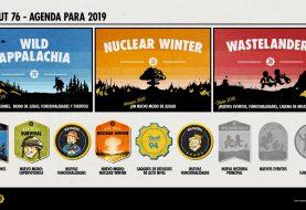 Es hora de volver a sobrevivir. Bethesda presenta la hoja de ruta de Fallout 76 para 2019