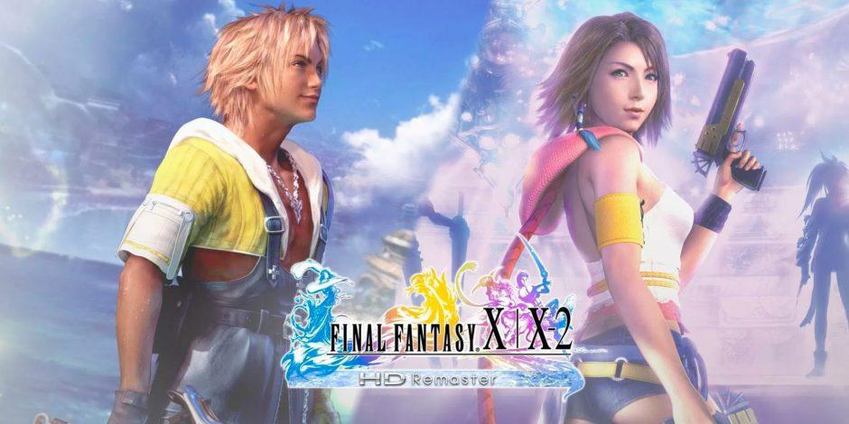 Tidus y Yuna son los protagonistas del nuevo y encantador trailer de Final Fantasy X y X-2