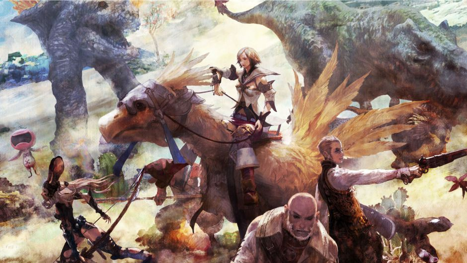 Xbox One X es la única consola que moverá Final Fantasy XII: The Zodiac Age a 60 fps