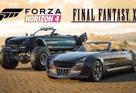 La nueva actualización de Forza Horizon 4 nos trae los vehículos de Final Fantasy XV, y más