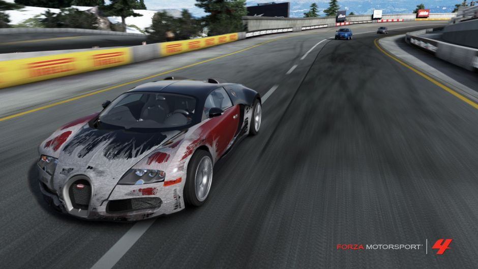 Forza Motorsport 4 podría ser retrocompatible muy pronto