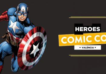 Xbox estará en la Heroes Comic Con de Valencia este fin de semana