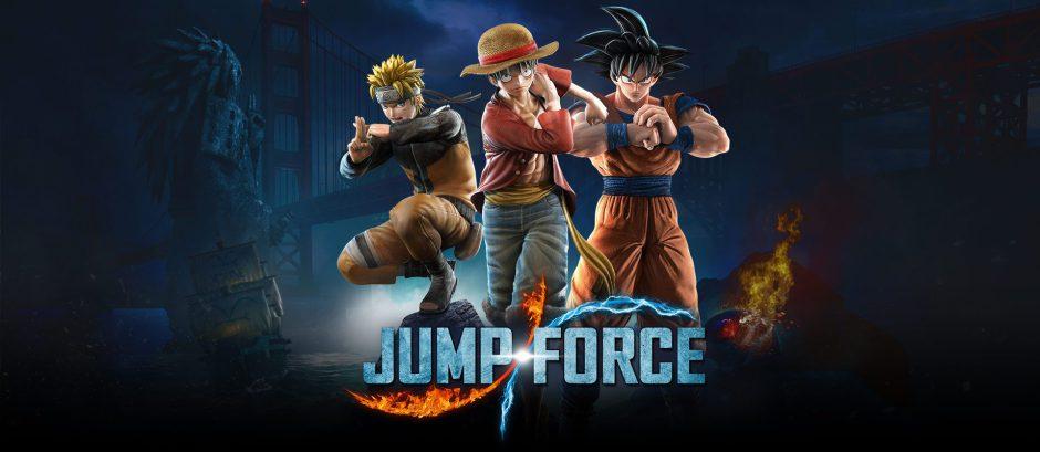 Ya sabemos cuándo llegará el primer DLC para Jump Force