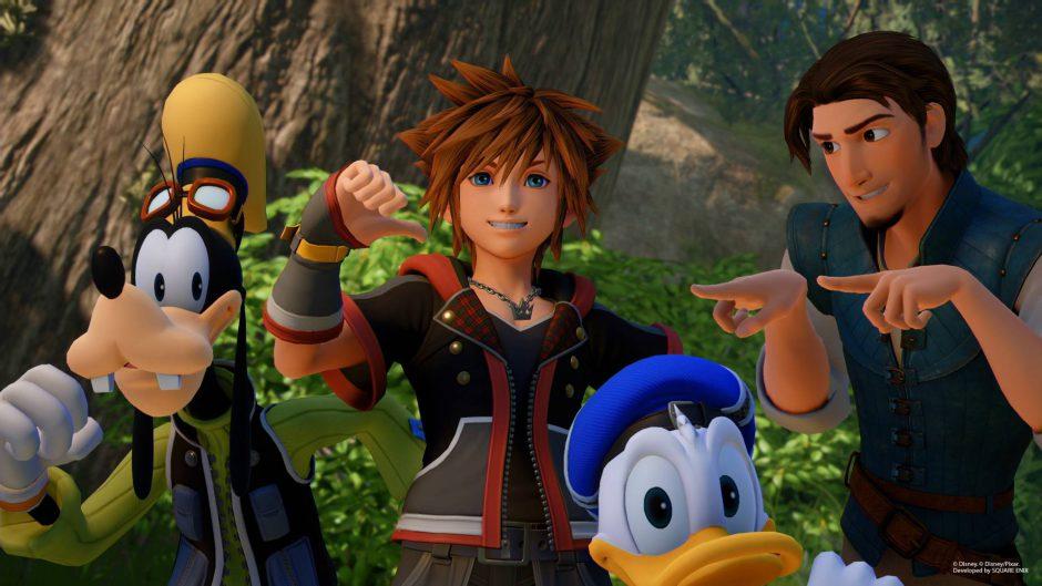 ¡OFERTA! La Deluxe Edition de Kingdom Hearts III a un precio alucinante