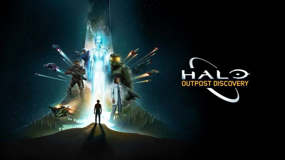 Así es la creación de Halo: Outpost Discovery detrás de las cámaras