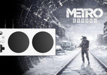 4A Games y Microsoft se unen para dar más soporte al Adaptative Controller en Metro Exodus