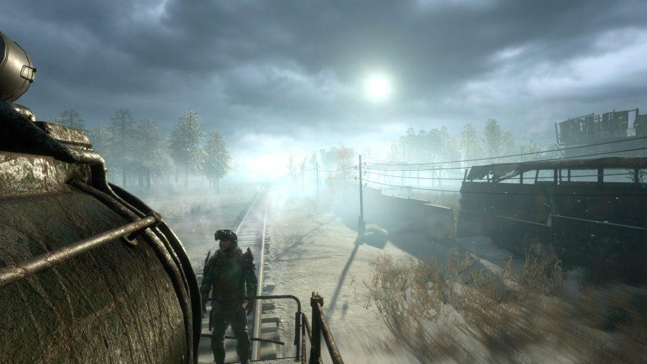 La nueva versión de Metro Exodus será brutalmente avanzada gráficamente
