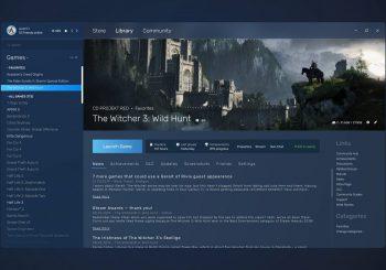 Se filtra el posible nuevo diseño de Steam y los usuarios comienzan a hacer conceptos de diseño para imaginar como será
