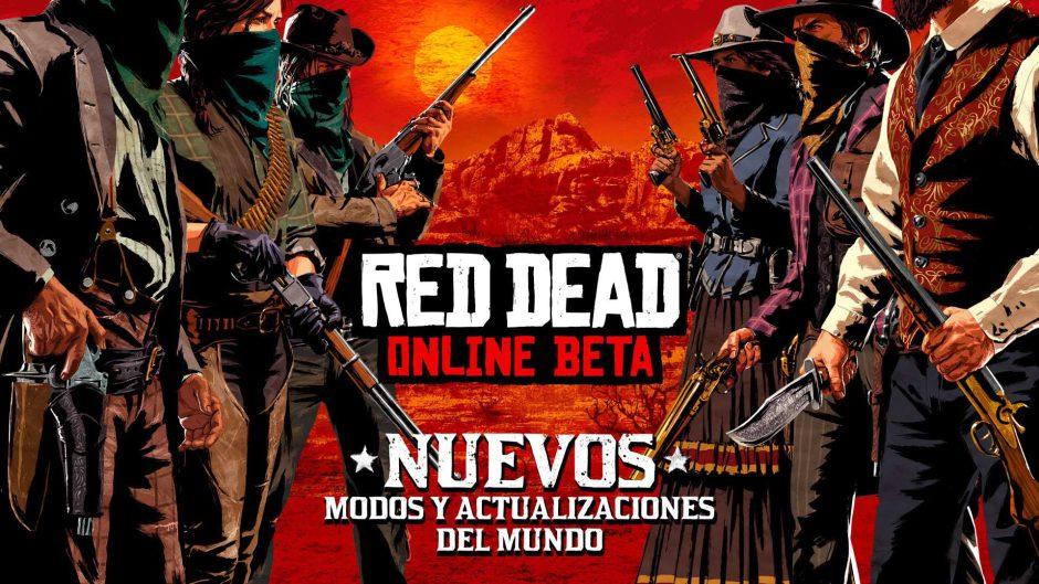 Red Dead Online se actualiza con numerosas novedades